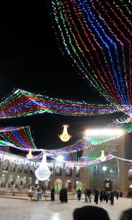 اردوی مشهد - هنرستان مائده